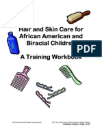 Caring for Your African American/Biracial Child's Hair