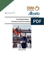 Alberta Report Benchmarking Summary