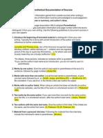 parenthetical documentation new