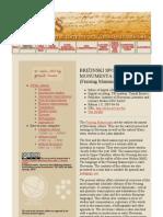 Brižinski spomeniki Scholarly digital edition (Freising Manuscripts) 2007