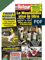 LE BUTEUR PDF du 11/10/2012