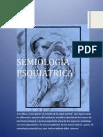 Semiolgía Psiquiátrica