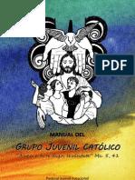Manual del GRUPO JUVENIL CATÓLICO final