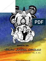 Manual del GRUPO JUVENIL CATÓLICO final