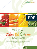 knorr colours