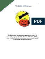 Simbolos y Figuras Del Halloween