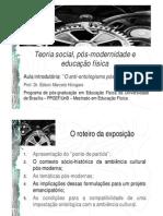 Slides da Aula 1 - O anti-ontologismo pós-moderno