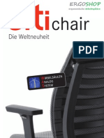 Drehstuhl-Bürostuhl-Artichair