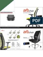Bürostuhl-Drehstuhl-Artichair
