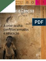 relatorio da unesco sobre educaçao 2011