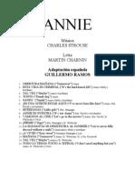 Annie -  Versión española