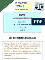 Derecho Procesal Del Trabajo - Diapositivas