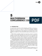 Multiversion Concurrency Control