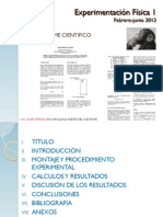 CIII Presentacion Informe Cientifico