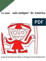 El dios más antiguo de américa