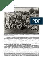 EL FOOTBALL EN LOS AÑOS 20