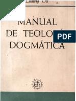 TEOLOGÍA DOGMÁTICA (completo) - Ludwig Ott - HERDER - (OCR)