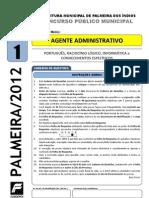 PMPI - Agente Administrativo - Tipo 1