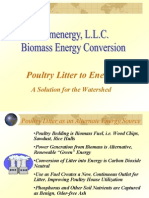 Poultry Litter to Energy_A Solution for the Watershed