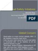Road Safety Initiatives 22052011