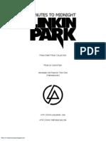 Linkin Park - Minutes To Midnight [Transcription]