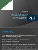 Evaporador Industrial