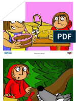 Flashcards_red Riding Hood