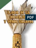 04. Elogio de La Dificultad y Otros Ensayos - Estanislao Zuleta