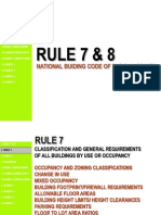 Rule 7 & 8