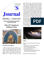 NRCS Journal (Nov. 11, 2012)