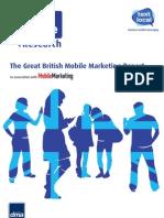 Textlocal British Mobile Marketing Report 2012