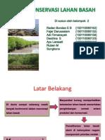 Presentasi No_5_8_Sistem Konservasi Lahan Basah