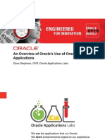 Overview Oracle Applications 1515588