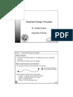 Topic 1 - Design Principles