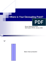 Decoupling Point