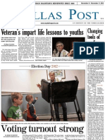 The Dallas Post 11-11-2012