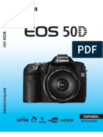 Canon 50D Manual