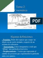 Clase 1 Biomecanica Cinematica