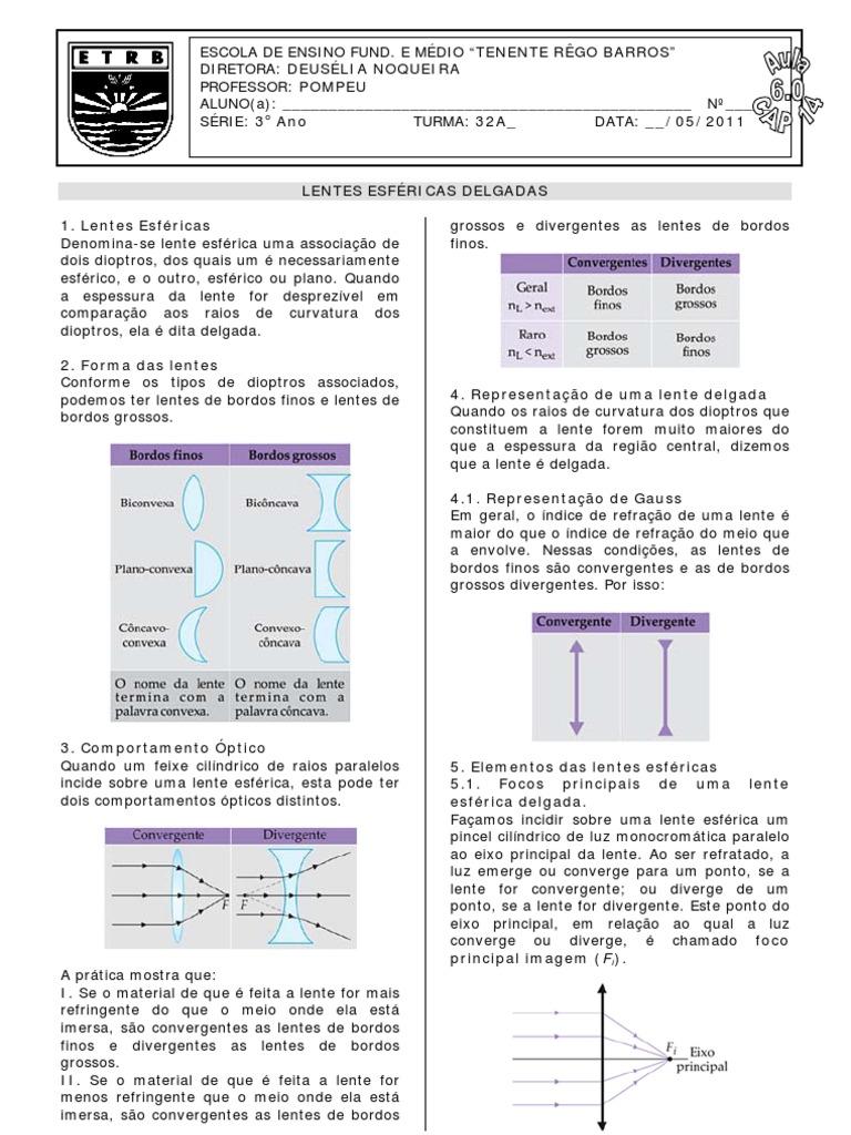 cbf41807adb65 AULA 06 Lentes
