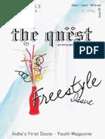 The Quest magazine