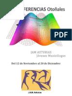 Dossier Programa I Interferencias Otoñales 2012
