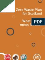 Zero Waste Plan