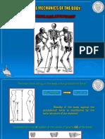 Chapter 1. Mechanics of the Body