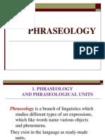 Pr13 Phrasiology