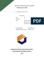 laporan korosi galvanik