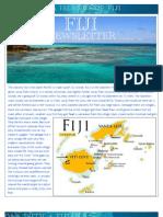 Ellory's Fiji Newsletter
