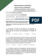 Evaluación Historia y Geografia  Amazonica 1 desarrollado