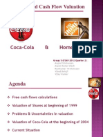 Group5-CocaCola&HomeDepotValuation