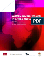 Women-Loving-Women in Africa and Asia