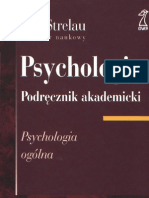 Jan Strelau Psychologia Tom II